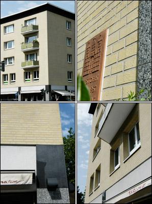 Beim Schlump und Bogenstraße in Hamburg